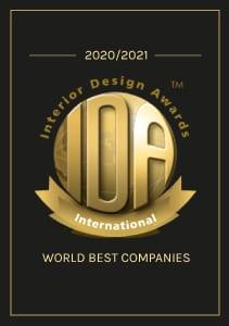 International Interior Design Award IIDA 2020/2021